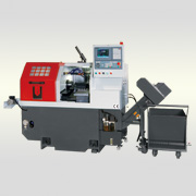 Gang type CNC Lathe