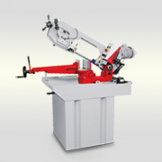 Manual Metal Cutting Band Saw