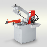 Double Miter Manual Metal Cutting Band Saw
