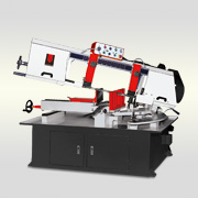 Semi-Auto. Metal Cutting Band Saw