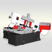 Fully Auto. Metal Cutting Band Saw