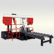 Double Column Fully Auto. Metal Cutting Band Saw