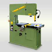 Vertical Metal Cutting Band Saw