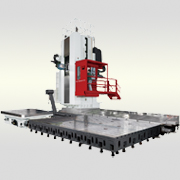 Floor type Horizontal Boring & Milling Machine